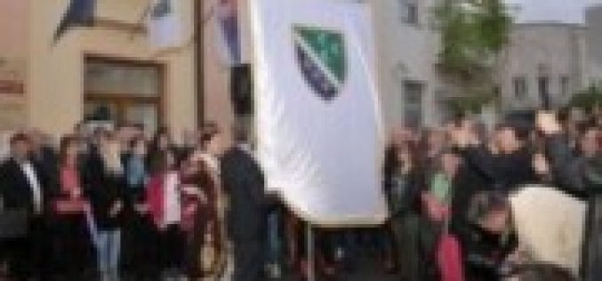 Obilježen 11. maj – Dan bošnjačke nacionalne zastave