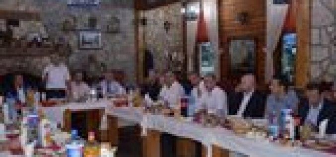Iftar u Sjenici u organizaciji Bošnjačkog nacionalnog vijeća