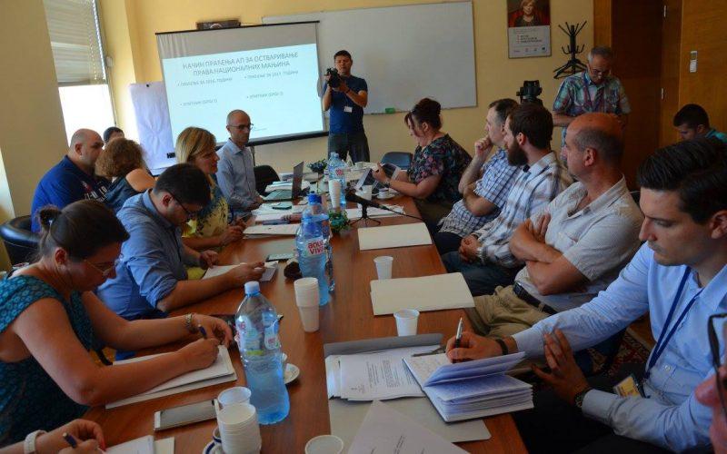Paunović: Posvećeni praćenju Akcionog plana za manjine