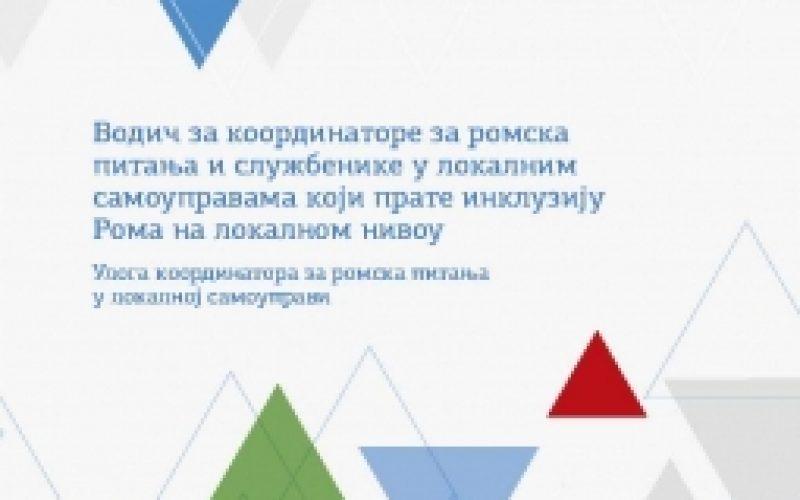 Vodič za koordinatore za romska pitanja i službenike u lokalnim samoupravama