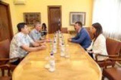 Predstavnici Matice Albanaca kod predsednika Pokrajinske vlade
