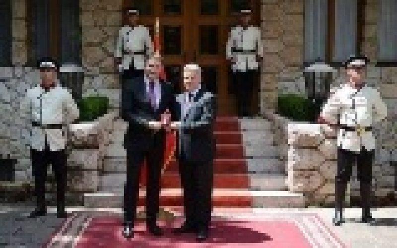 Medalja predsedniku makedonskog nacionalnog saveta