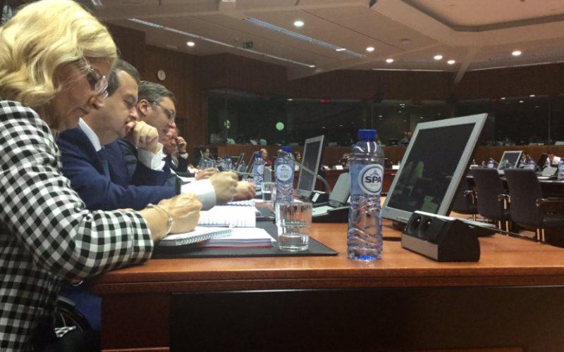Počela druga Međuvladina konferencija Srbije i Evropske unije