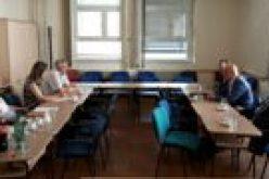Održan sastanak sa predstavnicima Zavoda za unapređivanje obrazovanja i vaspitanja