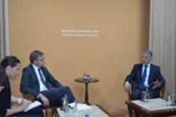 (Srpski) Njemački ambassador posjetio BNV