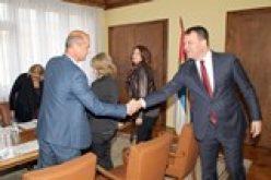 (Srpski) Predsednik Pokrajinske vlade primio predstavnike rusinskih institucija