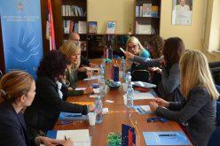 Specijalni izvestilac UN u poseti Kancelariji za ljudska i manjinska prava