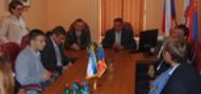 Delegacija Olomouckog regiona posetila češki nacionalni savet