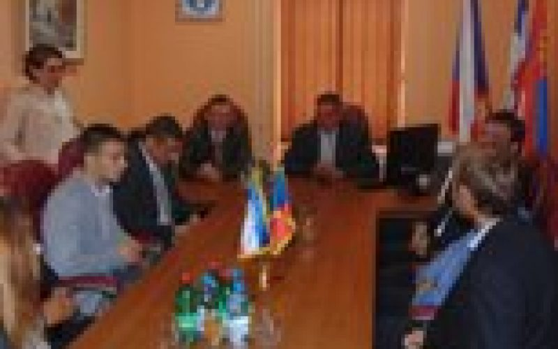 (Srpski) Delegacija Olomouckog regiona posetila češki nacionalni savet