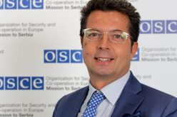 (Srpski) Andrea Oricio – novi šef Misije OEBS-a u Srbiji