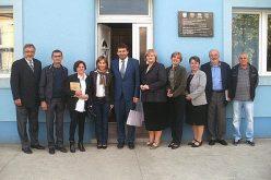 (Srpski) Šid posetio predsednik Svetskog udruženja Slovaka u dijaspori