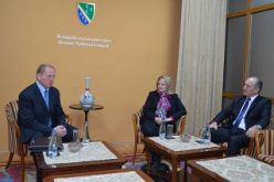 Savjetnik u Ambasadi Slovačke posjetio BNV
