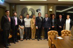 Koordinacija nacionalnih saveta sa visokim komesarom OEBS-a za nacionalne manjine