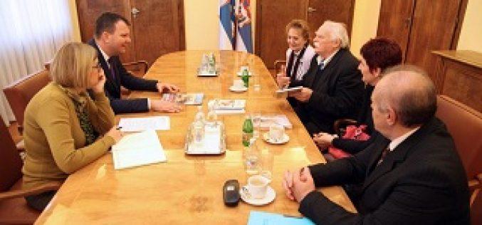 Predsednik Pokrajinske vlade primio predstavnike Matice rusinske