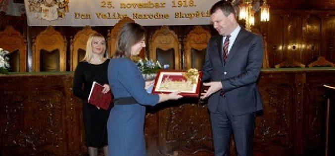 Igor Mirović na svečanoj akademiji Nacionalnog saveta bunjevačke nacionalne manjine