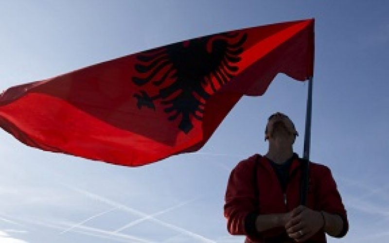 (Srpski) Obeležen nacionalni praznik albanske nacionalne manjine – Dan zastave