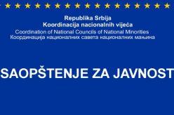 Koordinacija uputila dopis ministarki Ani Brnabić