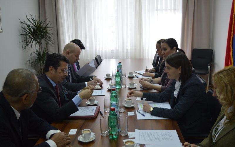 Brnabić i Oracio: Nastavak odlične saradnje