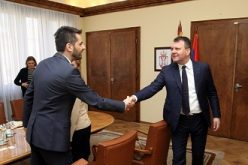 Mirović primio predsednika Nacionalnog saveta grčke nacionalne manjine