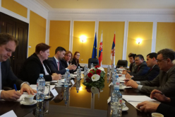 (Srpski) Oficijalna poseta slovačkog državnog sekretara Ministarstva inostranih i evropskih poslova