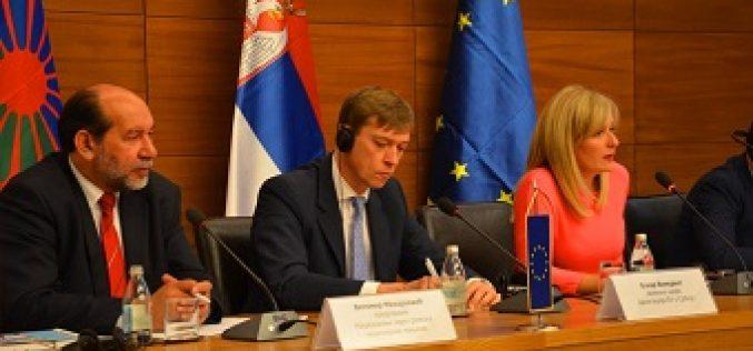 Završen program podrške inkluziji Roma, preko 15 nacionalnih partnera i 20 pilot opština