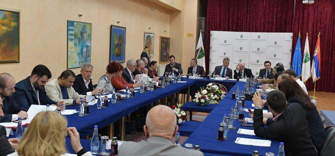Plenarna sednica Koordinacije nacionalnih saveta nacionalnih manjina