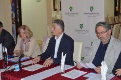 Sastanak sa predstavnicima medija i NVO sektora iz Sandžaka