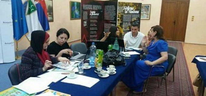 Radionice sa autorima udžbenika na bosanskom jeziku