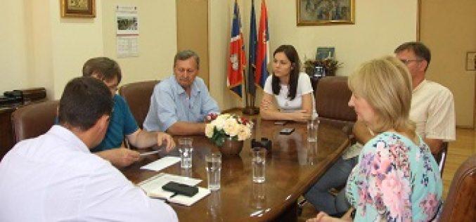 Opština Vrbas pomaže Rusinskom domu u Kucuri