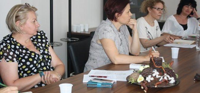 Sastanak sa predstavnicima Ministarstva obrazovanja