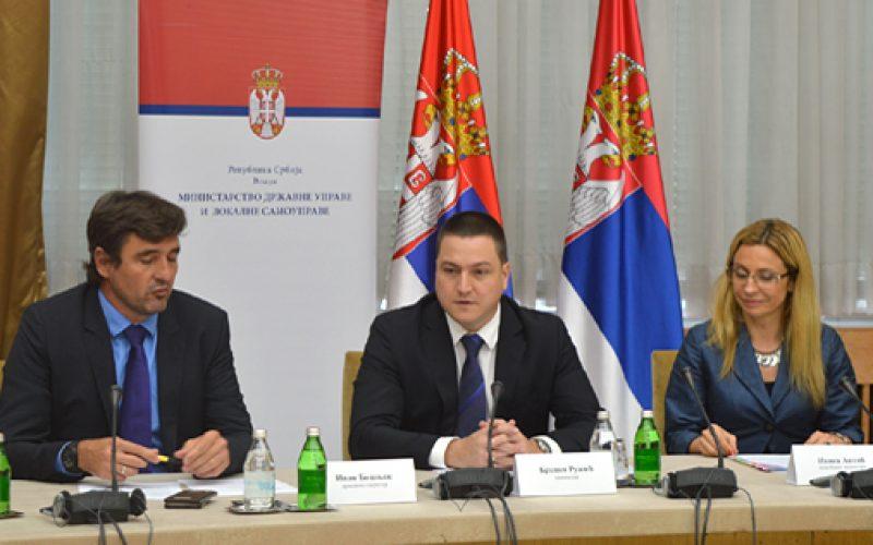 Održan sastanak ministra Ružića sa predstavnicima nacionalnih saveta nacionalnih manjina