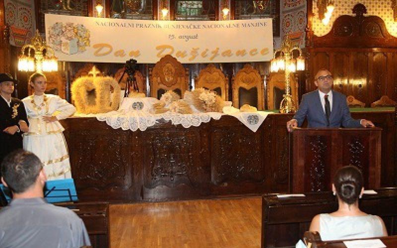 Milićević: Očuvanje i razvoj raznolikosti jedan je od trajnih prioriteta Pokrajinske vlade