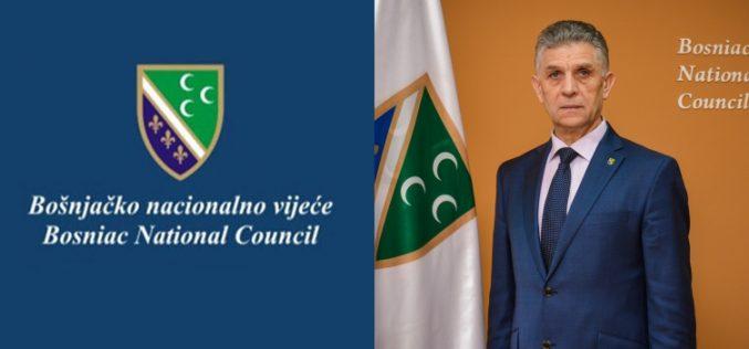 Bajramska čestitka predsednika Bošnjačkog nacionalnog vijeća