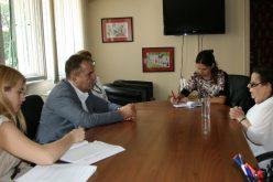 Pašalić i Liht: Unaprediti saradnju u oblasti ljudskih i manjinskih prava