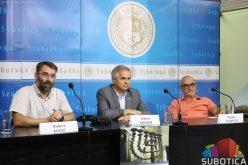 (Srpski) U Subotici održan Jesenji festival jevrejske kulture