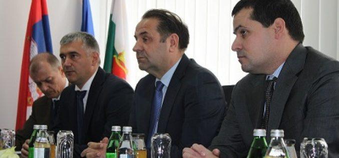 Valeri Simeonov i Rasim Ljajić održali sastanak u Dimitrovgradu