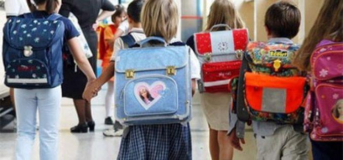 Od mađarske vlade školski pribor