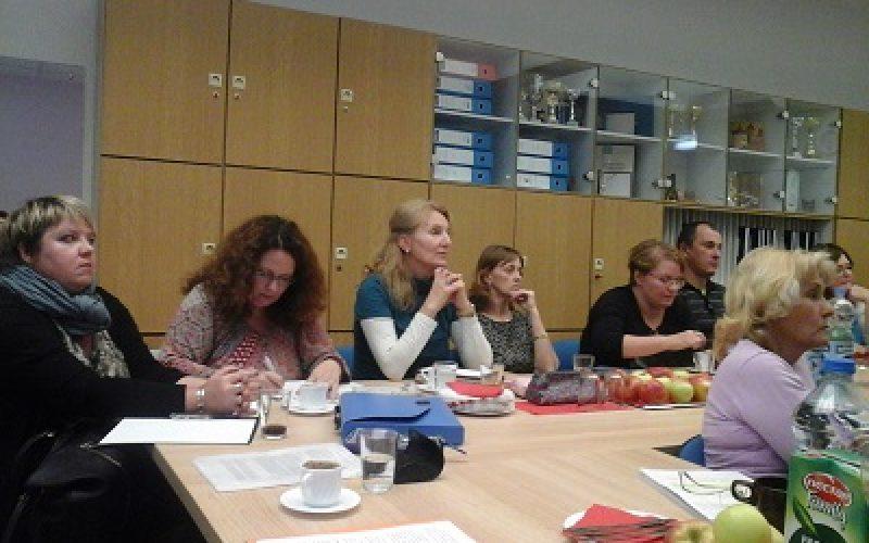 Prezentacija standarda za slovački jezik