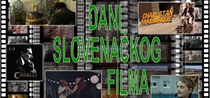 """""""Dani slovenačkog filma"""" u Apolu"""