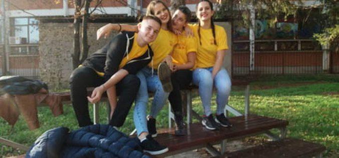 """U projektu """"Mladi zajedno"""" i krsturska škola"""