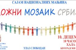 Složni mozaik Srbije