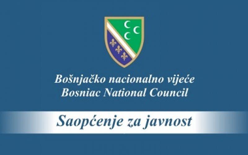 EU da razmotri inicijative i zahtjeve Bošnjaka
