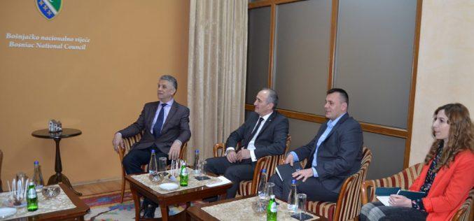 (Srpski) Predstavnici ambasade Kraljevine Holandije posjetili BNV