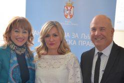 Paunović se sastala sa Komesarom Saveta Evrope za ljudska prava
