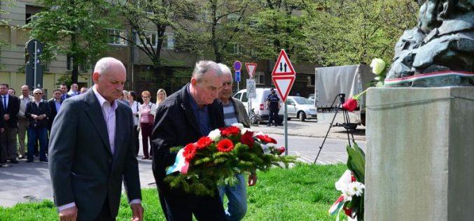 (Srpski) Sećanje na Ferenca Fehera u Novom Sadu