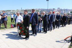 Na Starom sajmištu obeležen Dan sećanja na žrtve Holokausta