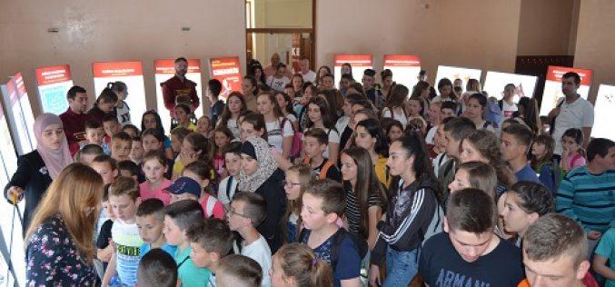 Učenici iz Prijepolja posjetili BNV