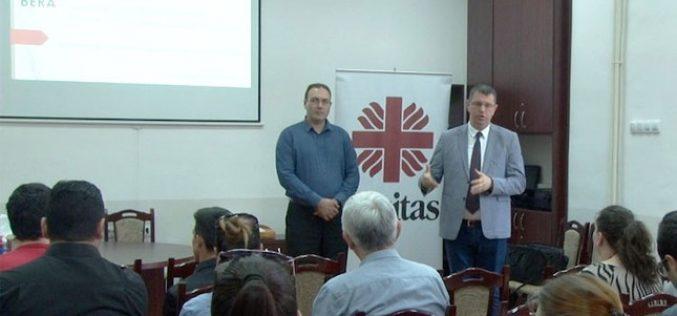 Predstavljen program za obrazovanje odraslih Roma