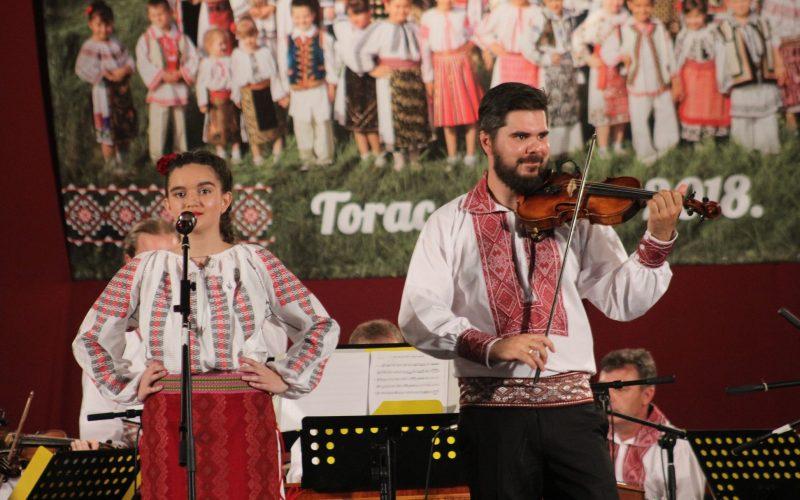 Festival Rumunskog folklora dece Vojvodine