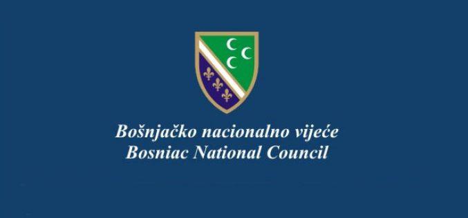 BNV poziva ministra Ružića da poštuje izbornu volju Bošnjaka